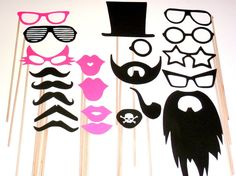 Hey, I found this really awesome Etsy listing at http://www.etsy.com/listing/129189131/diy-you-glue-22-photo-booth-props
