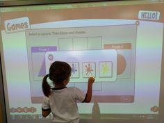 Mouse, el aprendizaje del inglés en Infantil.
