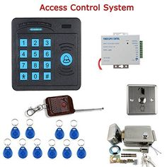 Best Commercial Electronic Door Lock Systems: 4. MOUNTAINONE Door Access Control System