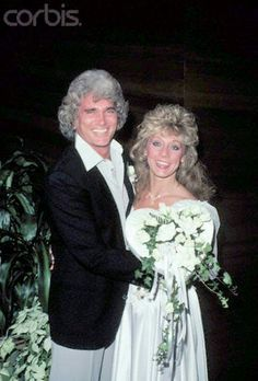 MICHAEL LANDON Y CINDY CLERICO