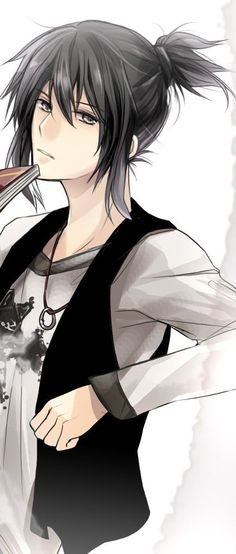 Not sure if Nezumi but it looks like him so...