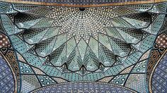 Mezquita De Hazrate Masomeh en Qom, Irán