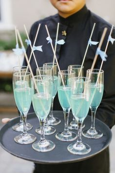 30 Ways To Add Something Blue To Your Wedding Day  - HarpersBAZAAR.com