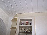 Holzdecke Streichen, Was Sie Alles Beachten Sollten. Tipps Und Tricks Zu  Vorarbeiten Und Ausführung.