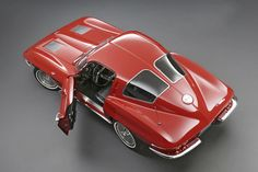 1963 Chevrolet Corvette: the first Sting Ray