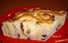 Chinois - francouzský máslový koláč