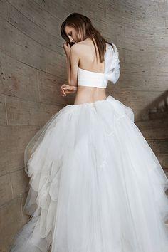 Тренд 2015 разрезное платье для идеального живота)