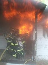 Live fire training..