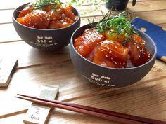 【簡単】黄金比率の絶品漬け丼のタレ作り方の画像