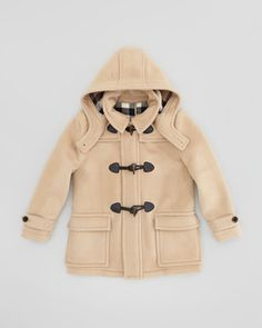 Details about BOYS Duffle COAT EX ADAMS WINTER JACKET HOODED NAVY
