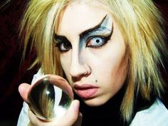 1st place! Jareth The Goblin King Speedtutorial & 2nd Entry for BMFirkus Movie Makeup Contest