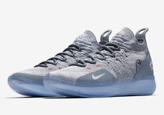 e9f554524ee8 The Nike KD 11 Cool Grey Drops This Weekend