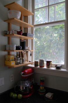 Rental Rehab: Small Kitchen Makeover - Remodelista
