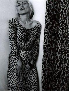 Debbie Harry   London 1977   Photo by Sheila Rock