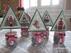 Prairie Schooler Christmas Tree ornaments
