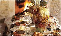 Thanksgiving table ideas.. pottery barn