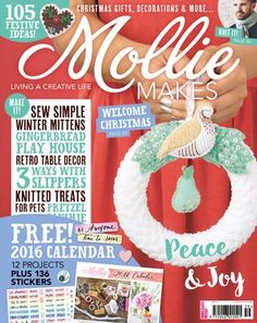 Mollie Makes #59