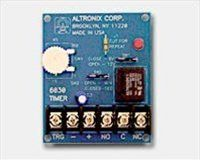ALTRONIX 6030 BELL CUT-OFF TIMER,6 OR 12VDC, SPDT CONTACTS RATED@8AMP,115V by Altronix. $16.85. The 6030 programmable timer is suitable for most functions that require a timed operation e.g. Applications, Siren/Bell Cut Off Module, Dialer Delay, Guard Tour Supervisory Timer, Pulser / Flasher, etc.