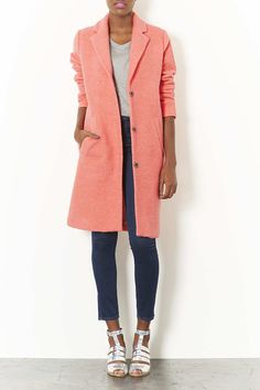 Petite Wool Blend Long Belted Wrap Coat with Cashmere | M&S ...