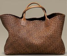 BV Leather Tote