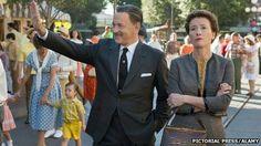 'Saving Mr. Banks' Tom Hanks and Emma Thompson | How Mary Poppins author PL Travers got a Disney makeover https://twitter.com/mizukawaseiwa/status/421487956541444096 https://twitter.com/mizukawaseiwa/status/421492443846946816