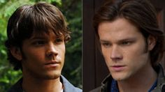 sam winchester shirtless - Google Search