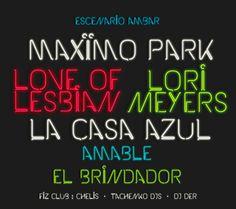 Lo mejor de la música indie pop llega este fin de semana a la capital del Ebro de la mano del XII Festival de Música Independiente de Zaragoza.
