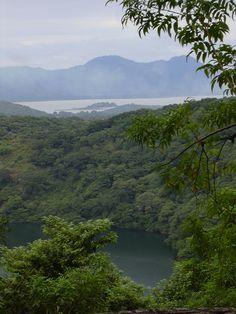Laguna de Managua, Nicaragua