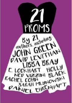 Okładka książki 21 Proms