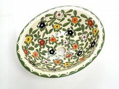 Dona - Umywalka ceramiczna Średnia