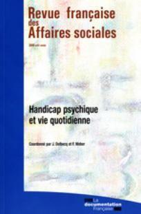 Revue française des affaires sociales 2009/1
