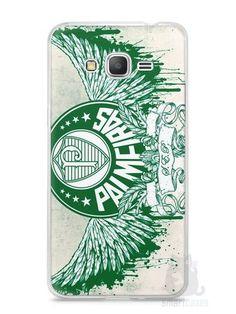 Capa Samsung Gran Prime Time Palmeiras #3