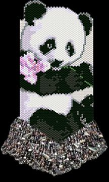 panda seed bead patterns - Bing Images
