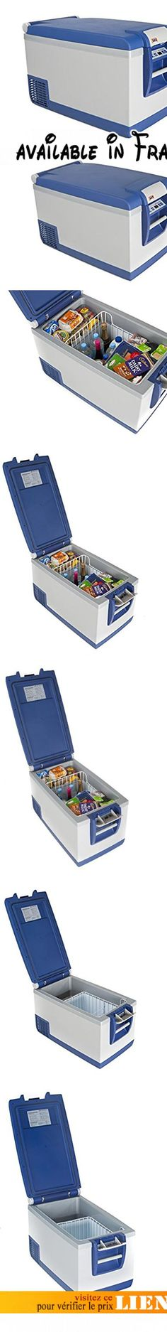 ARB Refrigerateur Congelateur Portable 78L. Capacité 78L. Garantie 3 ans. Capacité de froid à -18. Faible consommation de courant. Cloison en acier #Automotive Parts and Accessories #AUTO_ACCESSORY