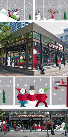 Retail Graphics by Judy Tan at Coroflot.com