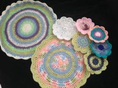 A must to bookmark: 10,000+ Crochet Patterns and Pieces to Inspire You: Hundreds of Crochet Mandalas