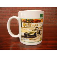 BP mug classic car マグカップ 陶器 インテリア/kitchen