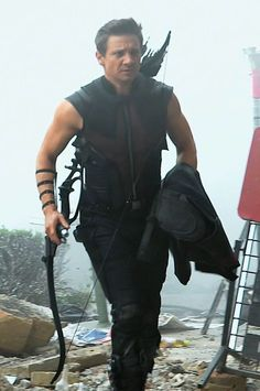 Jeremy Renner - Age of Ultron