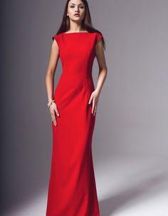 Sukienka czerwona Ayo | Kasia Zapała | SHOWROOM