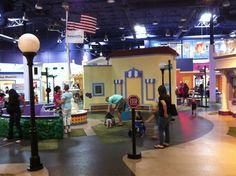 A photo at Pretend City Children's Museum