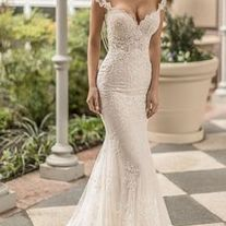Mermaid Wedding Dresses naama anat spring 2019 bridal sleeveless embellished strap sweetheart neckline full embellishment elegant fit and flare mermaid wedding dress open low back sweep train mv -- Naama - Dripping in romance and exquisite details, Naama Sweetheart Wedding Dress, Elegant Wedding Dress, White Wedding Dresses, Bridal Dresses, Mermaid Dress Wedding, Wedding Dresses Fit And Flare, Trendy Wedding, Perfect Wedding, Beaded Dresses