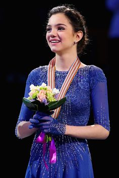 ISU World Figure Skating Championships 2016 - Day 6 Evgenia Medvedeva