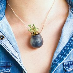 A wearable planter. Who woulda thunk it??