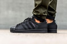 adidas superstar weave green