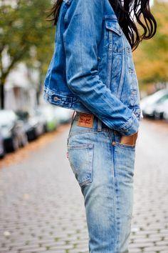 blue jeans #levis
