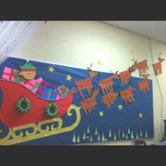 70 best christmas bulletin boards classroom decor images rh pinterest com