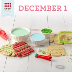 Everyone needs and Ugly Sweater for the holidays! Get your Ugly Sweater Cookie Cutter and Stamp Roller now - Free Sweet Creations By GoodCook Products - 12 Days of the Holidays Giveaway! #Goodcook #SweetCreationsByGoodCook