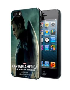 Captain America The Winter Soldier Samsung Galaxy S3 S4 S5 Note 3 , iPhone 4 5 5c 6 Plus , iPod 4 5 case