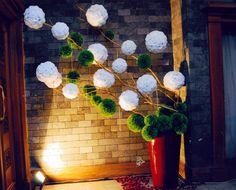 Ball Flowers