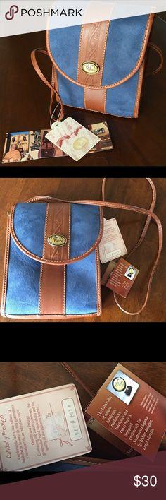 VALORE LUIGI MORELLO LEATHER/SUEDE BAG VALORE LUIGI MORELLO LEATHER/SUEDE BAG LUIGI MORELLO Bags